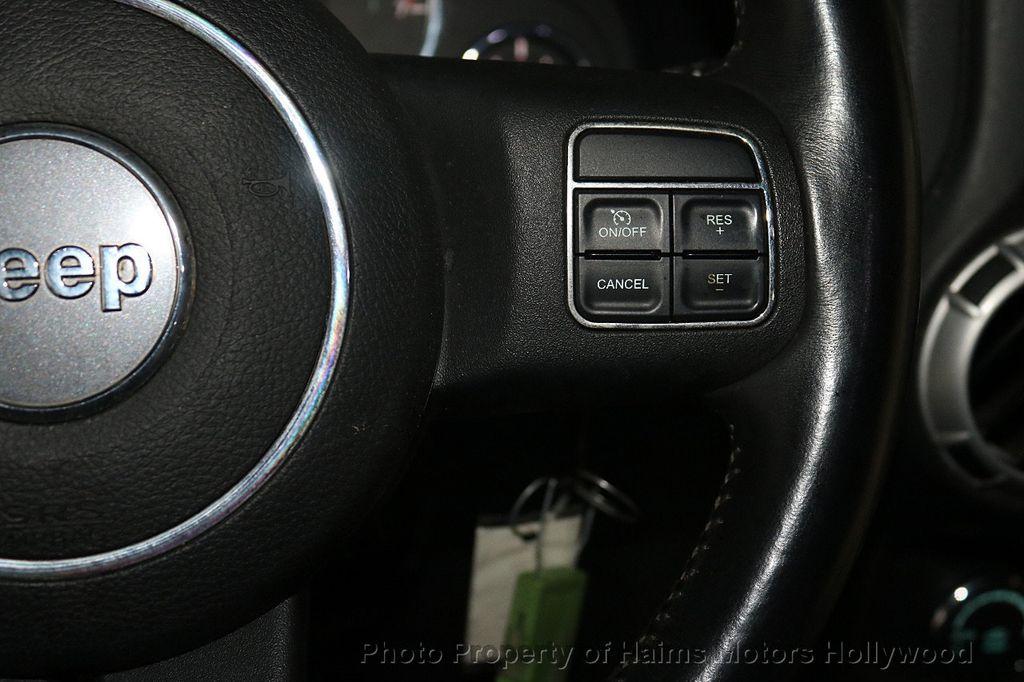 2012 Jeep Wrangler Unlimited 4WD 4dr Sahara - 18663321 - 32