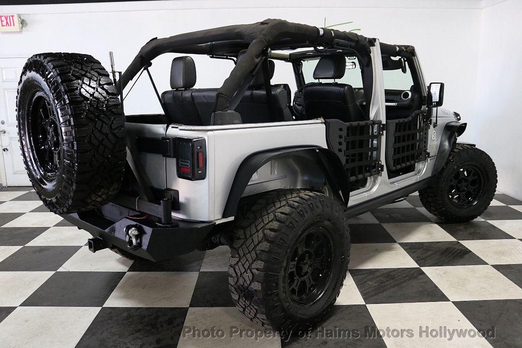 2012 Jeep Wrangler Unlimited 4WD 4dr Sahara - 18663321 - 6