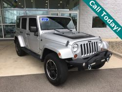 2012 Jeep Wrangler Unlimited - 1C4BJWEG5CL275672