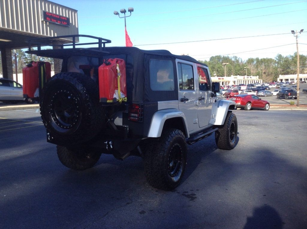City Auto Sales Hueytown >> 2012 Used Jeep Wrangler Unlimited 4WD 4dr Sahara at City ...