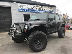 2012 Jeep Wrangler Unlimited - 1C4BJWDG2CL262220
