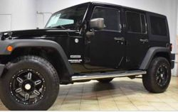 2012 Jeep Wrangler Unlimited - WRANGLERJEEP
