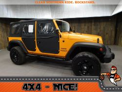 2012 Jeep Wrangler Unlimited - 1C4BJWDG8CL212681