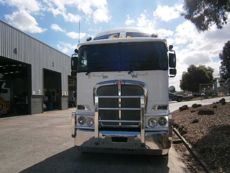 2012 Kenworth K200 K200 BIG CAB 6x4 - 18638315 - 11