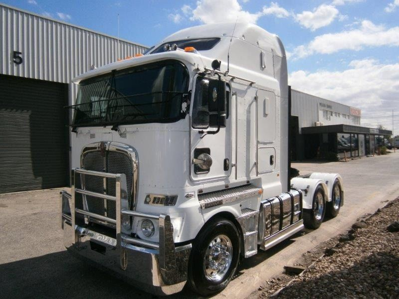 2012 Kenworth K200 K200 BIG CAB 6x4 - 18638315 - 1