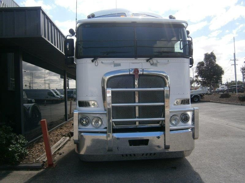 2012 Kenworth K200 K200 BIG CAB 6x4 - 18638315 - 20