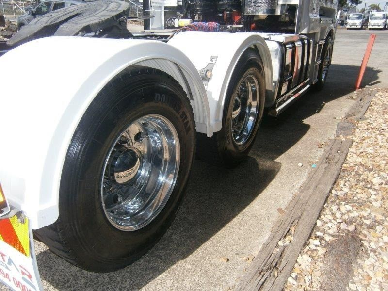 2012 Kenworth K200 K200 BIG CAB 6x4 - 18638315 - 24
