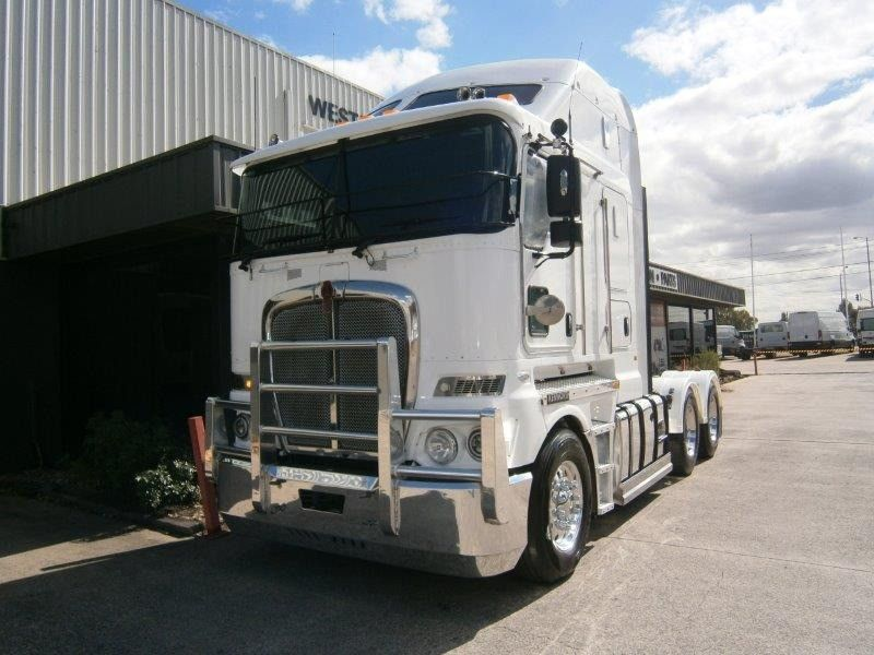 2012 Kenworth K200 K200 BIG CAB 6x4 - 18638315 - 2
