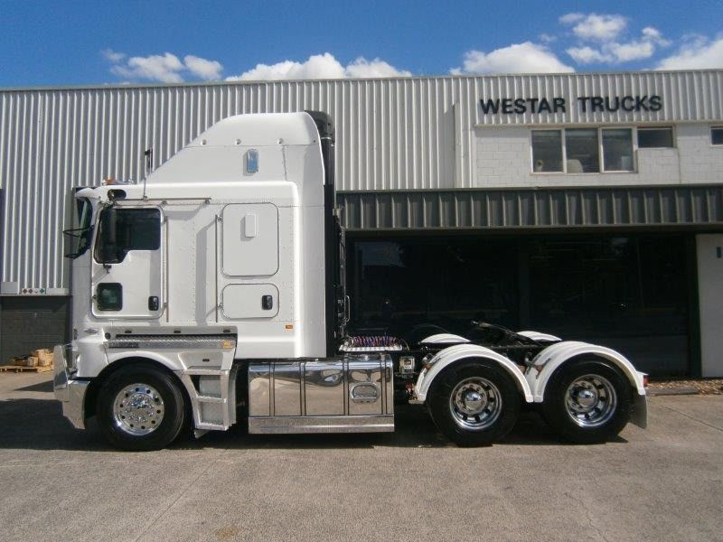 2012 Kenworth K200 K200 BIG CAB 6x4 - 18638315 - 3