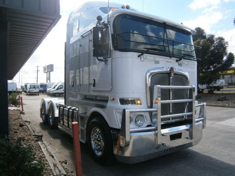 2012 Kenworth K200 K200 BIG CAB 6x4 - 18638315 - 4