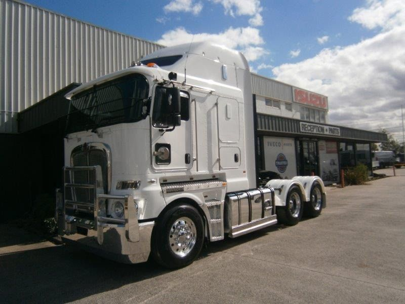 2012 Kenworth K200 K200 BIG CAB 6x4 - 18638315 - 6