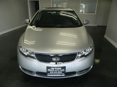 2012 Kia Forte 5-Door 2012 KIA FORTE 5 DOOR HATCHBACK EX  - Click to see full-size photo viewer