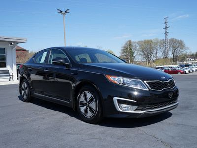 2012 Kia Optima - KNAGM4AD9C5028069