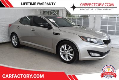 2012 Kia Optima 4dr Sedan 2.4L Automatic EX