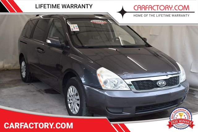 2012 used kia sedona 4dr wagon lx at car factory outlet serving miami fl iid 17924481. Black Bedroom Furniture Sets. Home Design Ideas