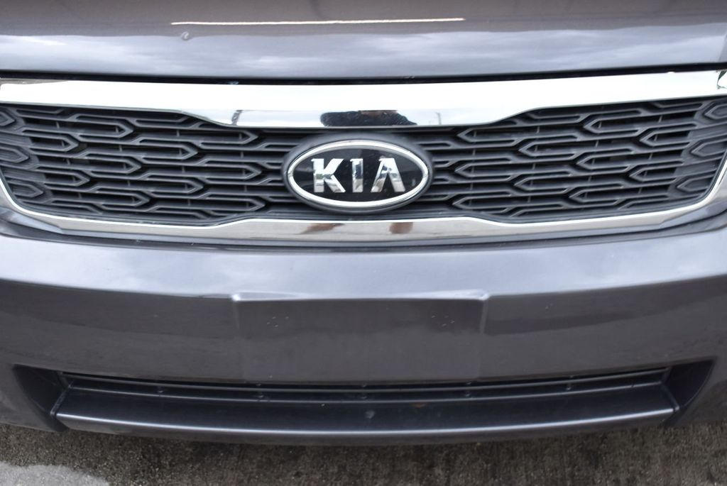 2012 Kia Sedona 4dr Wagon LX - 17924481 - 2