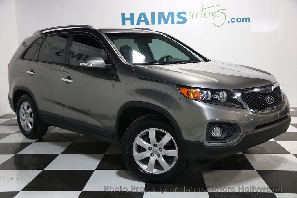 2012 used kia sorento 2wd 4dr i4 gdi lx at haims motors ft lauderdale serving lauderdale lakes. Black Bedroom Furniture Sets. Home Design Ideas
