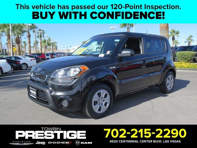 2012 Kia Soul Base Trim - 17028530 - 0
