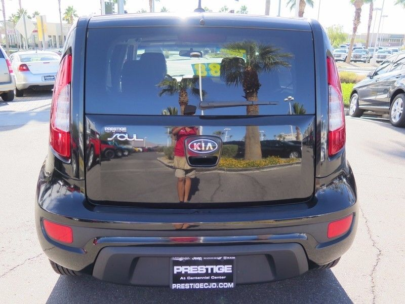 2012 Kia Soul Base Trim - 17028530 - 10