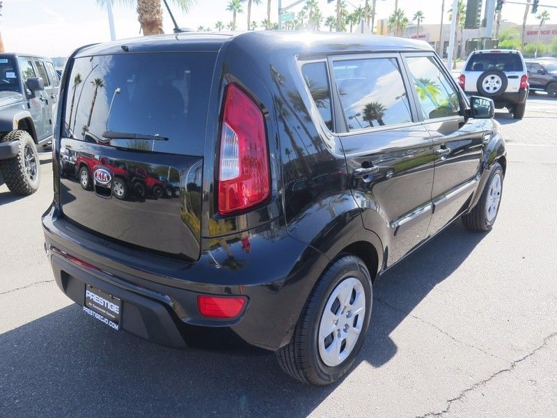 2012 Kia Soul Base Trim - 17028530 - 11
