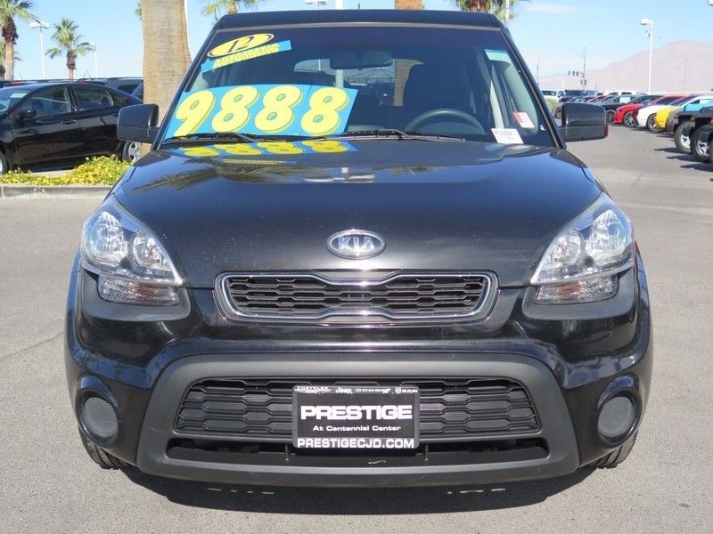 2012 Kia Soul Base Trim - 17028530 - 1
