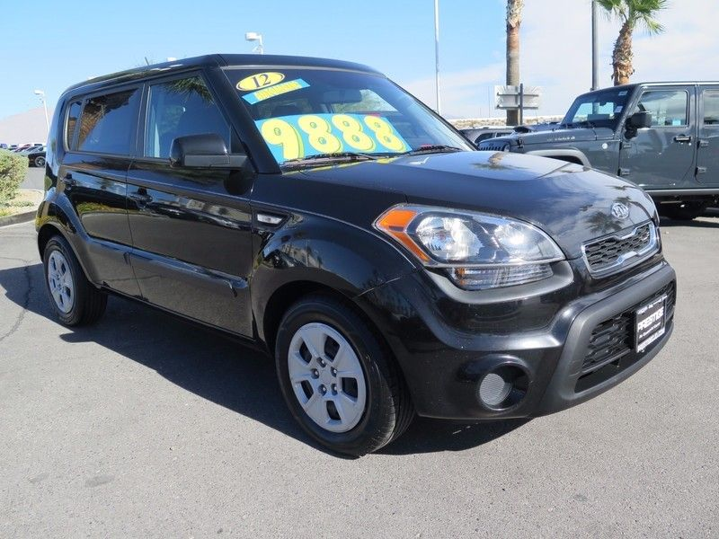 2012 Kia Soul Base Trim - 17028530 - 2