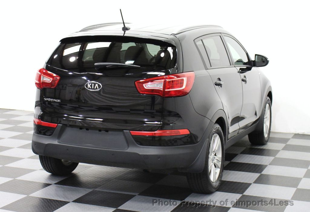 2012 used kia sportage certified sportage lx awd suv. Black Bedroom Furniture Sets. Home Design Ideas