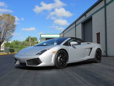 2012 Lamborghini Gallardo 2dr Convertible LP550-2 - Click to see full-size photo viewer