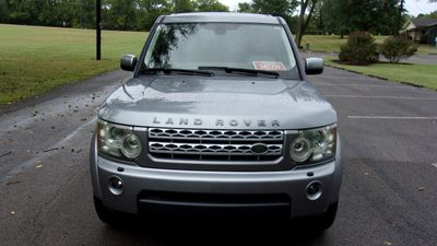 2012 Land Rover LR4 4WD 4dr HSE - Click to see full-size photo viewer