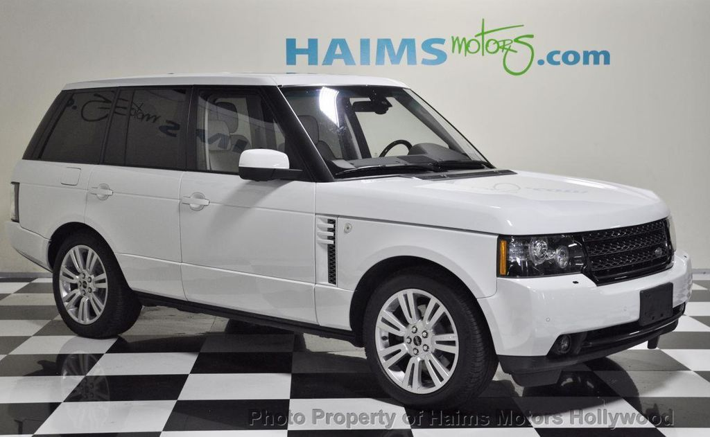 2012 used land rover range rover 4wd 4dr hse lux at haims motors serving fort lauderdale. Black Bedroom Furniture Sets. Home Design Ideas