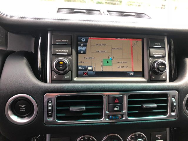 2012 Land Rover Range Rover 4WD 4dr SC - Click to see full-size photo viewer