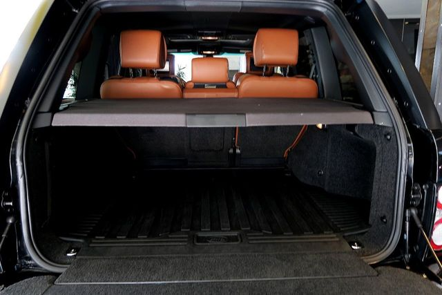 2012 Land Rover Range Rover 4WD 4dr SC Autobiography - Click to see full-size photo viewer