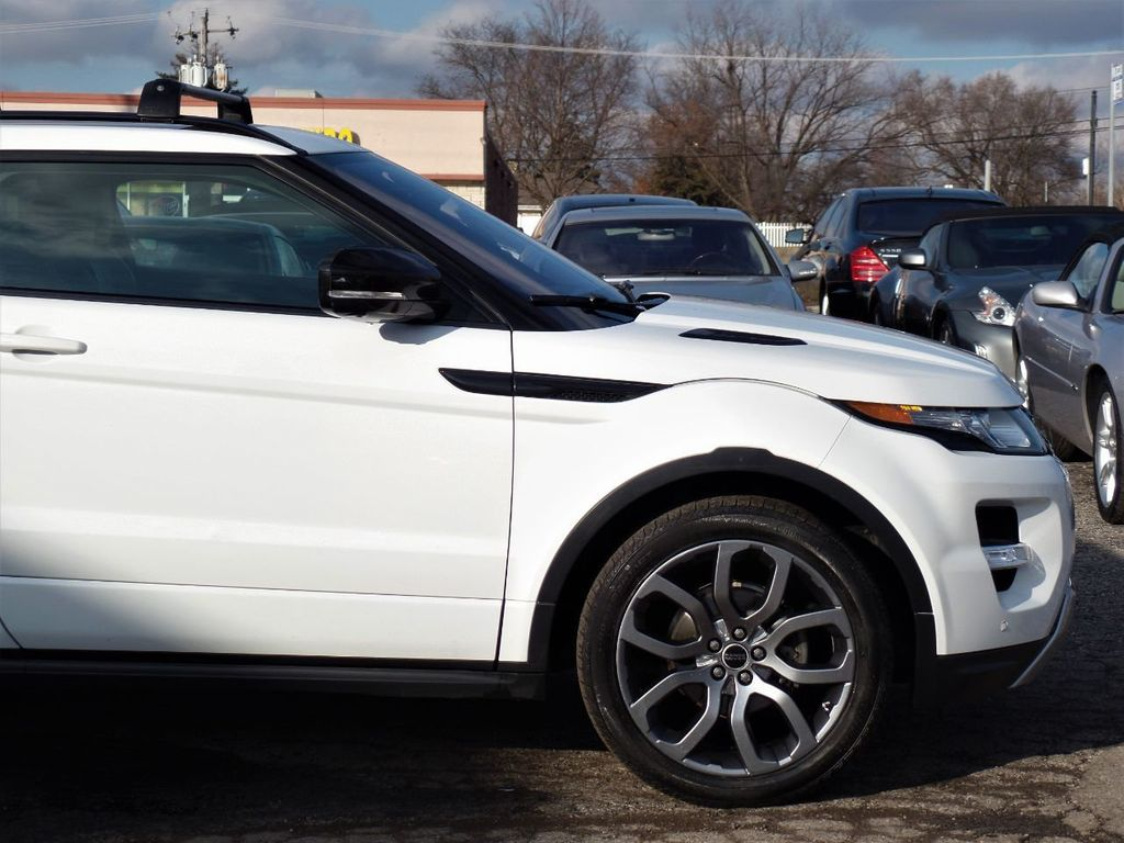 2012 Land Rover Range Rover Evoque 2dr Coupe Dynamic Premium - 19686736 - 11