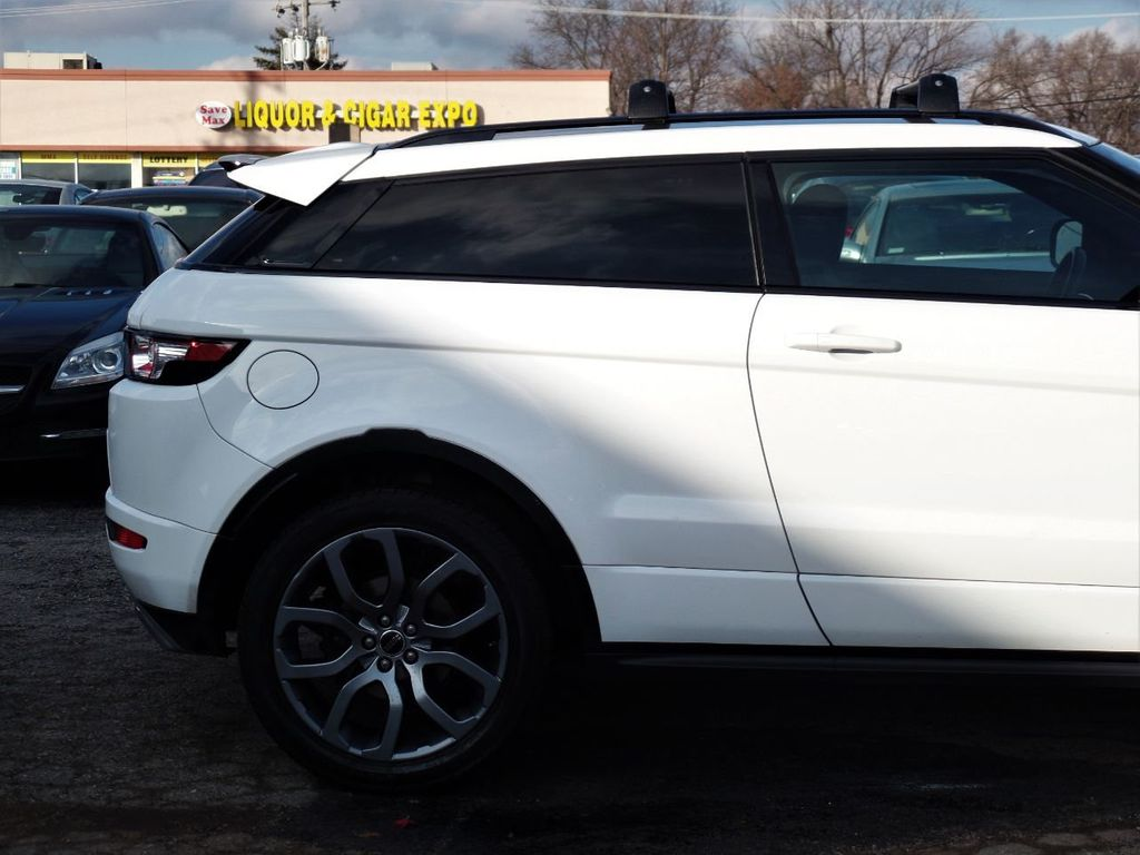 2012 Land Rover Range Rover Evoque 2dr Coupe Dynamic Premium - 19686736 - 12