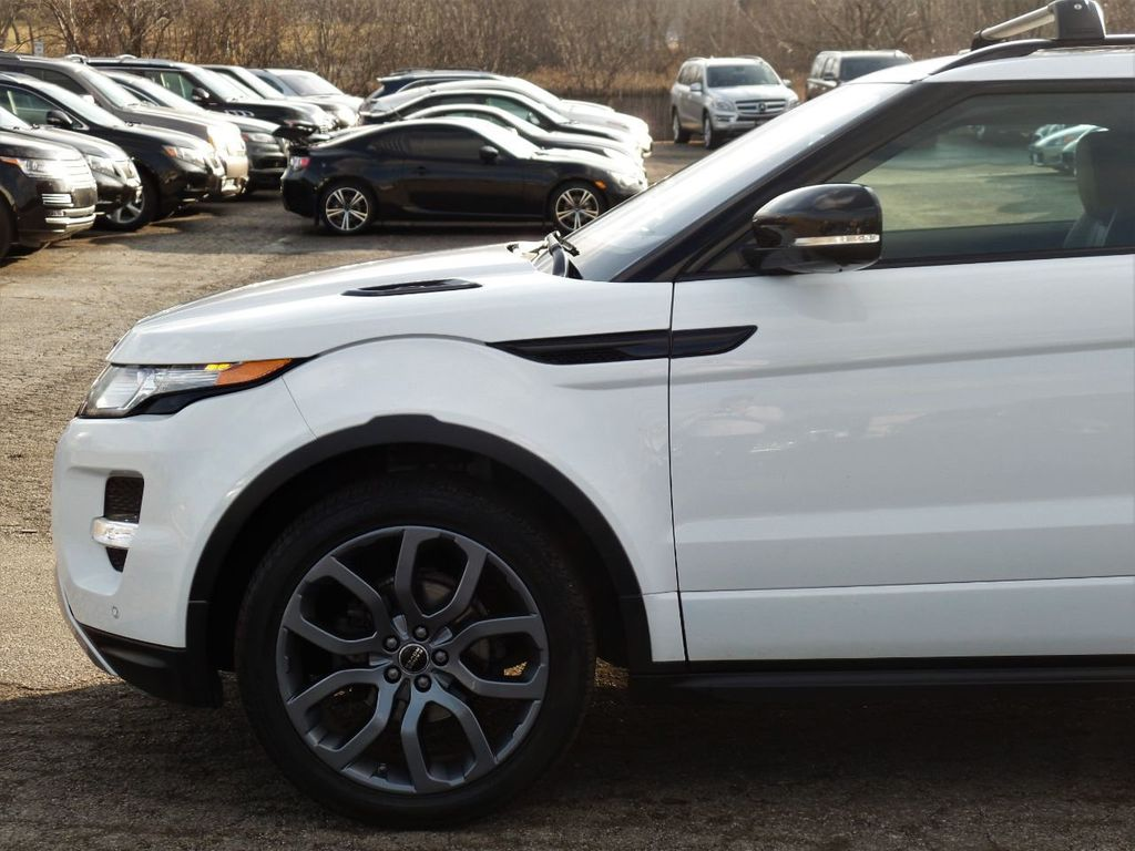 2012 Land Rover Range Rover Evoque 2dr Coupe Dynamic Premium - 19686736 - 13