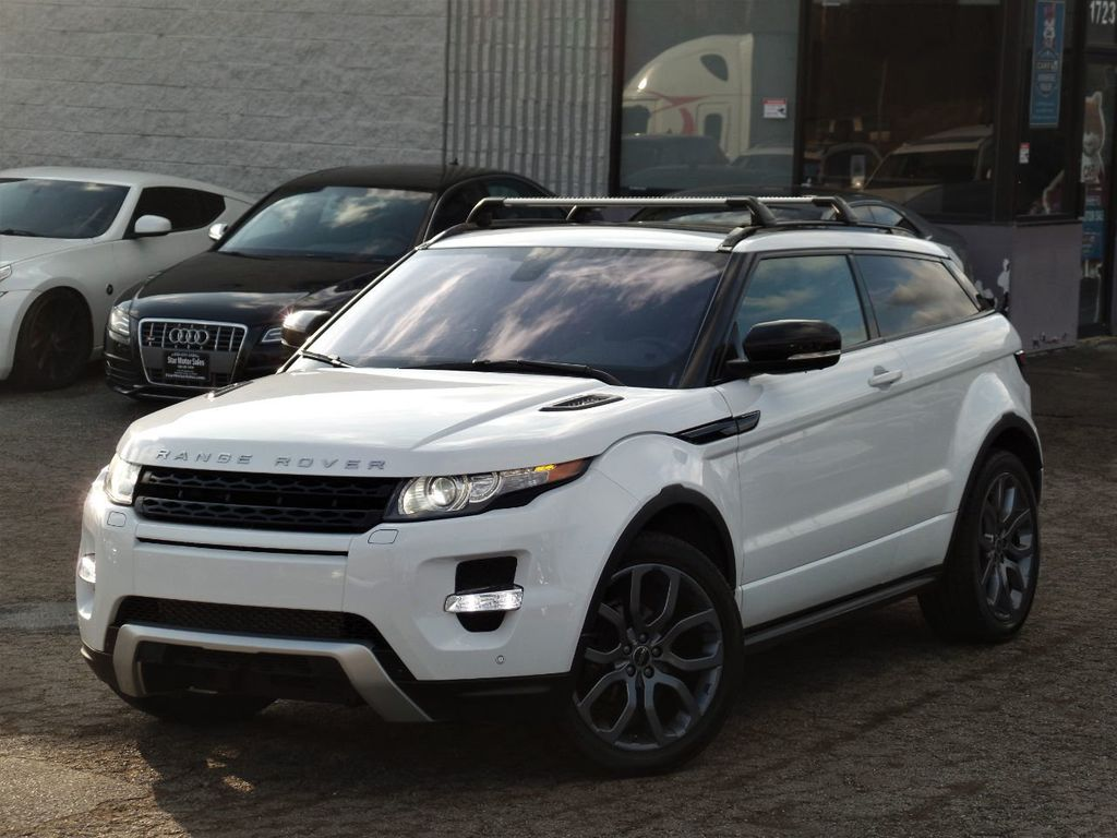 2012 Land Rover Range Rover Evoque 2dr Coupe Dynamic Premium - 19686736 - 30