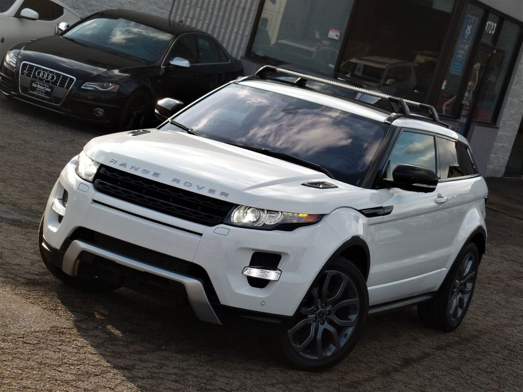2012 Land Rover Range Rover Evoque 2dr Coupe Dynamic Premium - 19686736 - 31