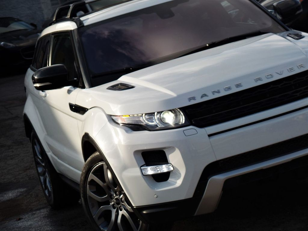 2012 Land Rover Range Rover Evoque 2dr Coupe Dynamic Premium - 19686736 - 37
