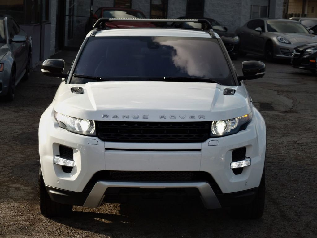 2012 Land Rover Range Rover Evoque 2dr Coupe Dynamic Premium - 19686736 - 5