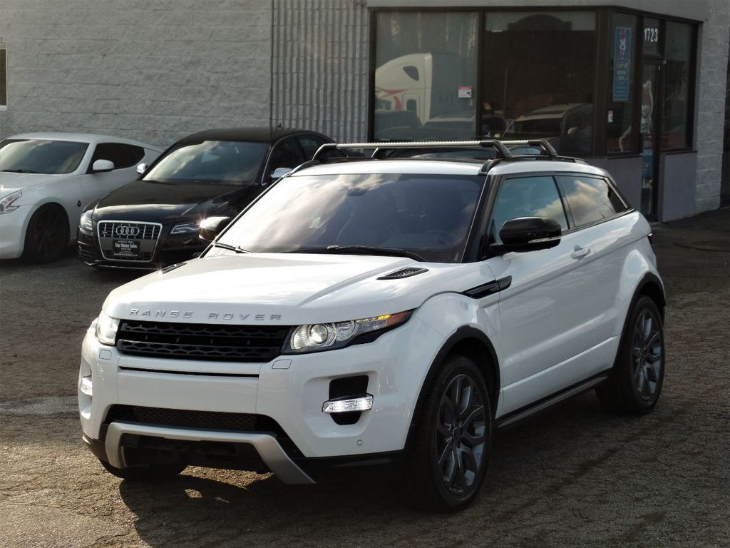 2012 Land Rover Range Rover Evoque 2dr Coupe Dynamic Premium - 19686736 - 6