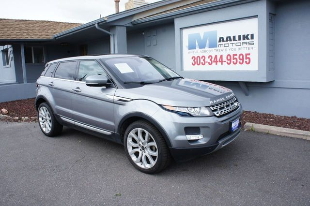 Bmw Dealership Denver >> 2012 Used Land Rover Range Rover Evoque 5dr Hatchback ...