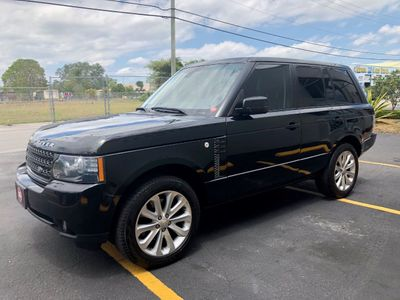 2012 Land Rover Range Rover HSE 2012 Land Rover Range Rover HSE - Click to see full-size photo viewer