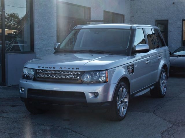 2012 Land Rover Range Rover Sport 4WD 4dr HSE LUX - Click to see full-size photo viewer
