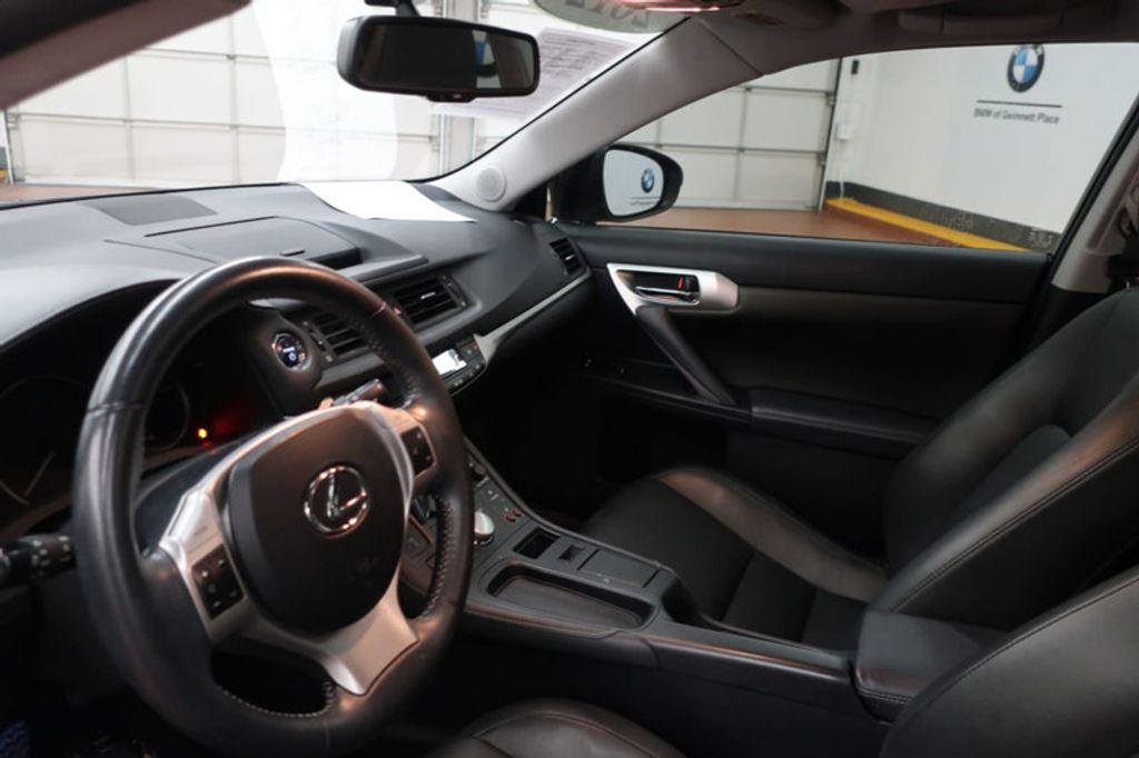 2012 Lexus CT 200h FWD 4dr Hybrid - 17034330 - 10