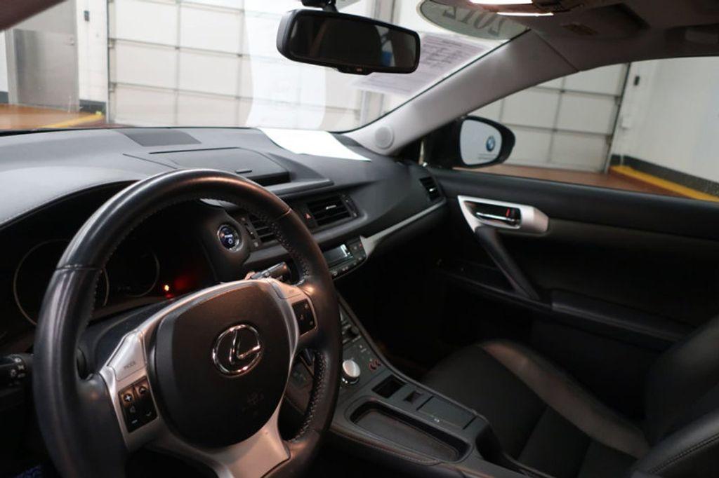 2012 Lexus CT 200h FWD 4dr Hybrid - 17034330 - 16