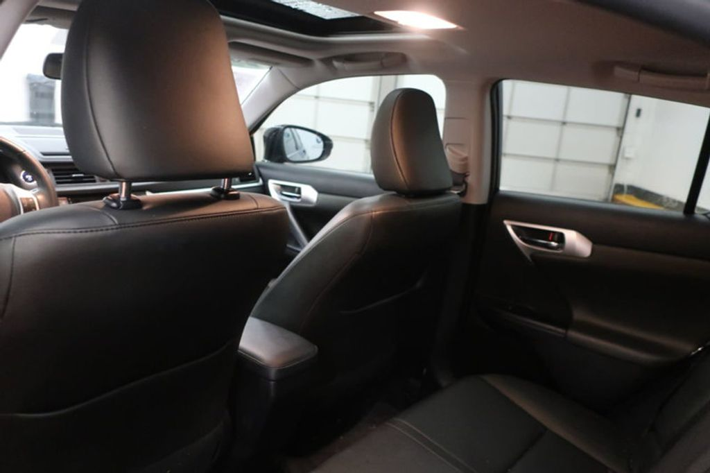 2012 Lexus CT 200h FWD 4dr Hybrid - 17034330 - 22