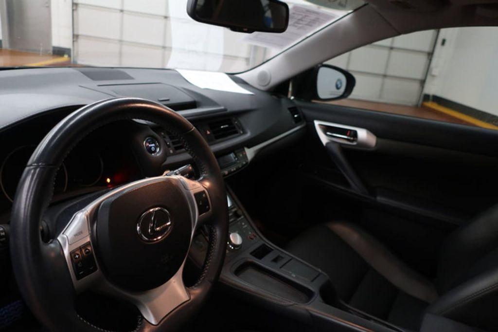 2012 Lexus CT 200h FWD 4dr Hybrid - 17034330 - 23