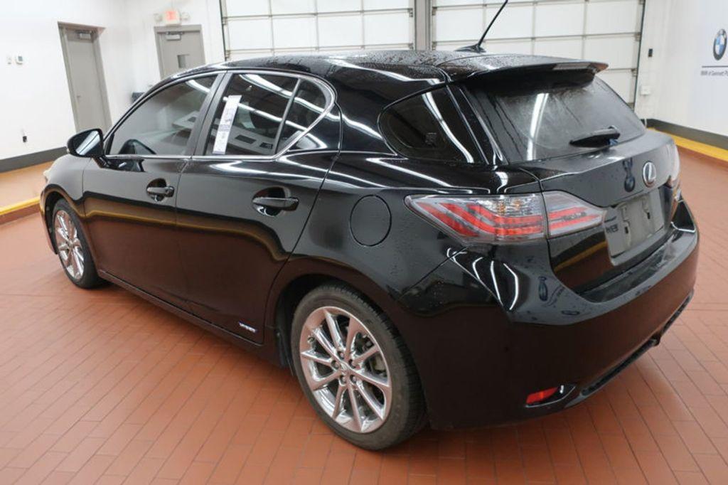 2012 Lexus CT 200h FWD 4dr Hybrid - 17034330 - 2