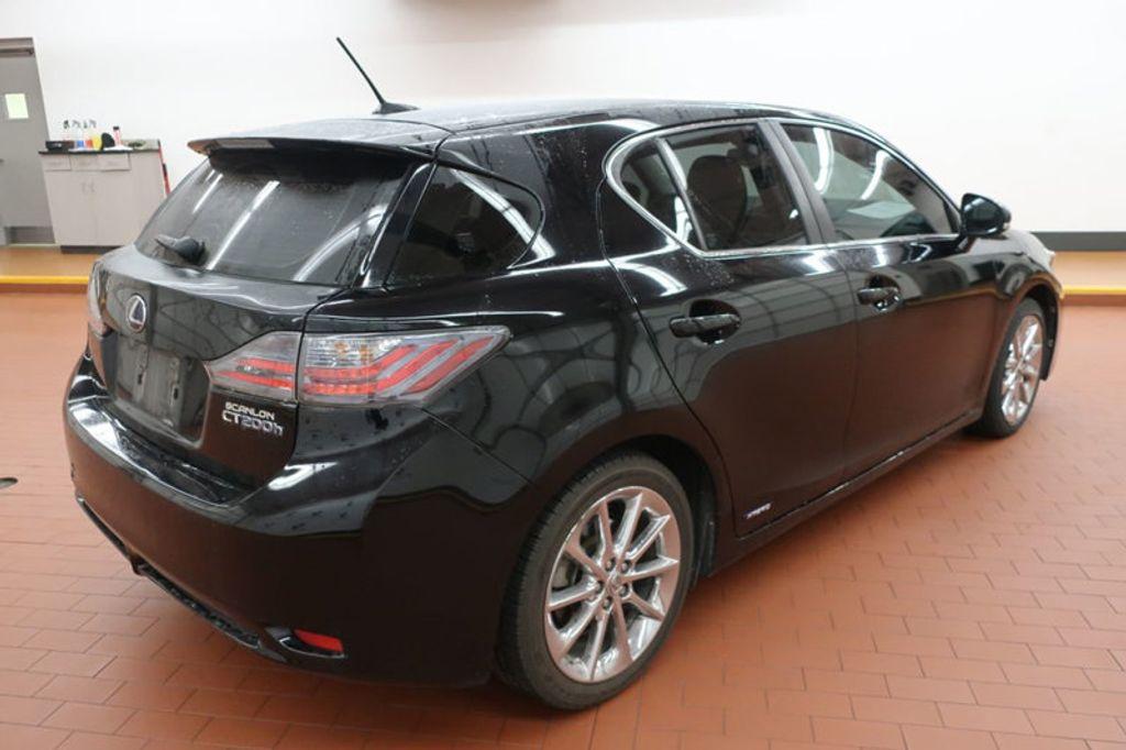 2012 Lexus CT 200h FWD 4dr Hybrid - 17034330 - 3