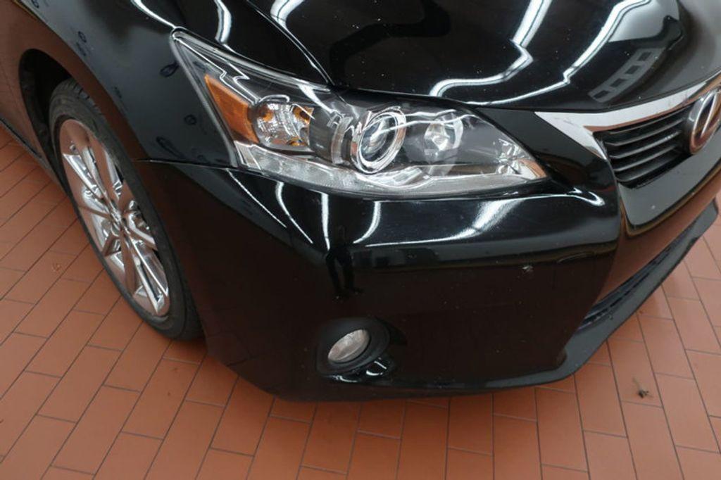2012 Lexus CT 200h FWD 4dr Hybrid - 17034330 - 6